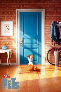 The Secret Life of Pets [3D+2D Blu-Ray]