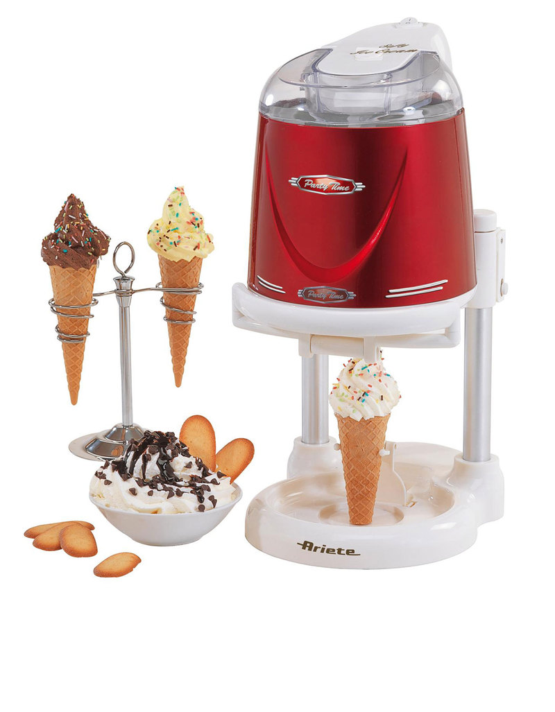 Ariete Party Time Softy Ice Cream Maker Small Appliances Cooking