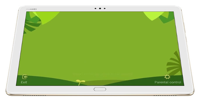 Huawei Mediapad M5 Lite 10 1 Inch Tablet LTE 4G Champagne Gold