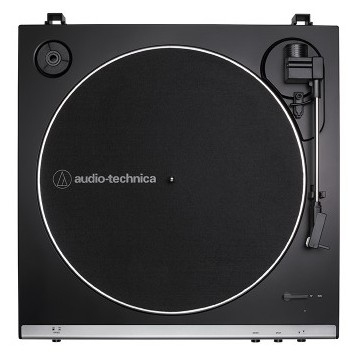Audio Technica Lp60x Grey Turntable With Usb Turntables