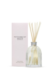 Peppermint Grove Red Plum & Rose Diffuser 200ml