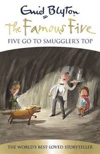 Famous Five 04 Five Go To Smuggler's Top