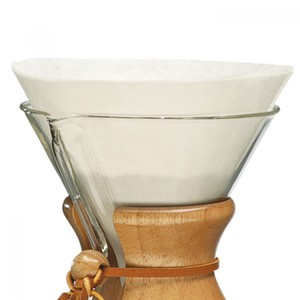 Chemex Bonded Circle Coffee Tea & Espresso Filters