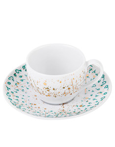 Silsal Design Accents Espresso Cup Turquoise