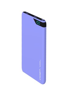 Cygnett ChargeUp Boost 5000mAh Lilac Power Bank