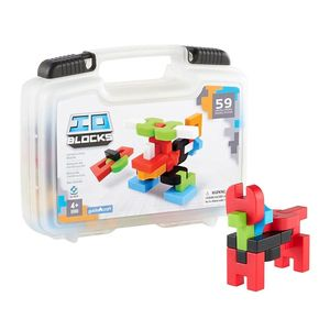 Guidecraft IO Blocks Travel Building Set