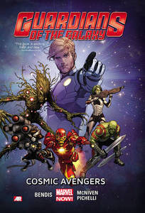 Guardians Of The Galaxy Cosmic Avengers Tpb