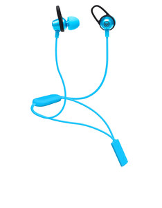 Wicked Audio Bandido Blue Bluetooth Earbuds
