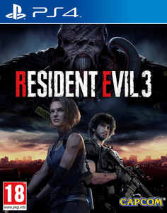 Resident Evil 3 - Lenticular Edition - PS4