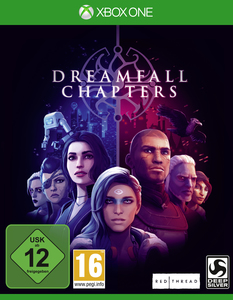 Dreamfall Chapters [Pre-owned]