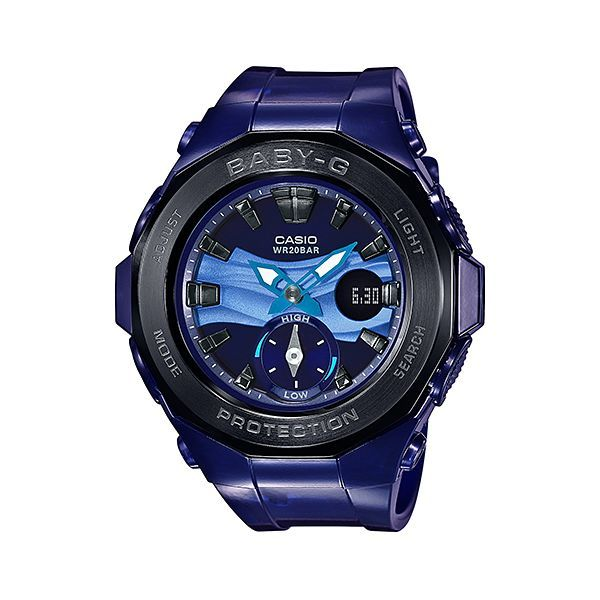 Casio BGA-220B-2ADR Baby-G Watch