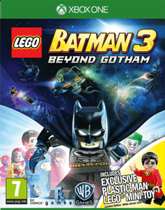 Lego Batman 3 Beyond Gotham Toy Ed Xbox One