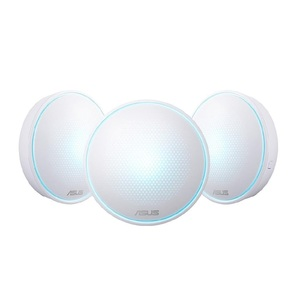 Asus Lyra Mini AC1300 Dual Band Whole-Home Mesh Wi-Fi System [Pack of 3]