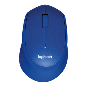 Logitech M 330 Blue Wireless Optical Gaming Mouse