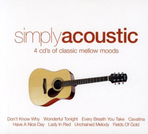 SIMPLY ACOUSTIC / VARIOUS (BOX)