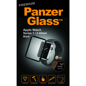 PanzerGlass Premium Screen Protector for Apple Watch Series 1/2/3 42mm
