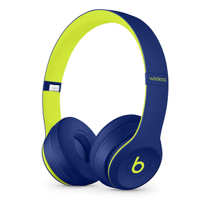 Beats Solo3 Pop Indigo Wireless On-Ear Headphones