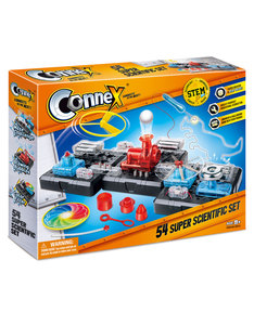 Amazing Toys ConneX 54 Super Scientific Set