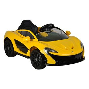 Mclaren P1 Electric Ride-On Car Yellow