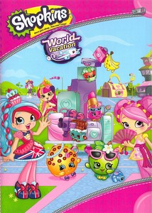 Shopkins - World Vacation