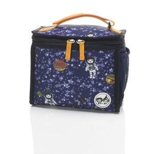 Zip & Zoe Spaceman Zipped Lunch Bag & Ice Pack