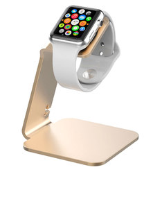 Mitagg Nudock Stand Gold Apple Watch