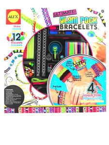Alex Ultimate Glam Rock Bracelet Kit