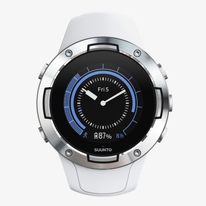 Suunto 5 G1 Compact GPS Sports Watch White
