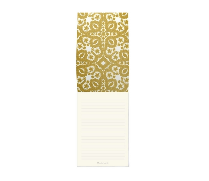 Christian Lacroix A6 Paseo Gold Np Notebook