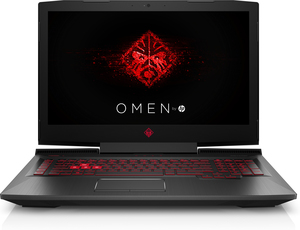 "HP OMEN 17-an100ns 2.20 GHz 8th gen Intel Core i7-8750H 17.3"" Black Notebook"