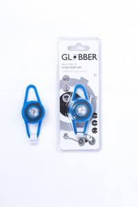 Globber Safety Flash Light Navy Blue for Scooter