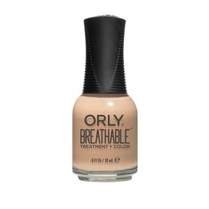Orly Breathable Nail Treatment + Color Nourishing Nude 18ml