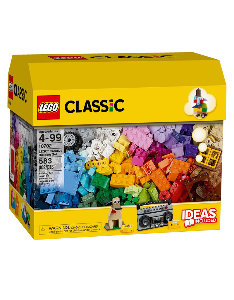 lego classic creative building set building blocks