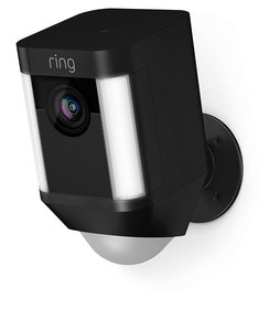 Ring Cam Battery Black