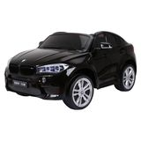 Bmw X6M 2-Seater Electric Ride-On Car Black
