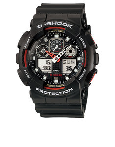 Casio GA-100-1A4DR G-Shock Watch