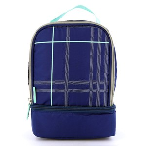 Thermos Dual Lunch Kit Lunch Bag Blue