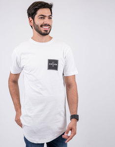 Cayler & Sons Gl Chronic Scallop Tee White/Black T-Shirt