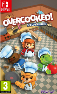 Overcooked!: Special Edition [Pre-owned]