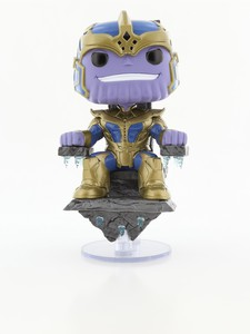 Funko Pop Avengers Thanos On Throne Vinyl Figure
