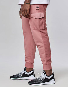 Cayler & Sons Twoface Cropped Mauve Sweatpants