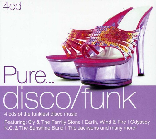 PURE: DISCO FUNK / VARIOUS (UK)