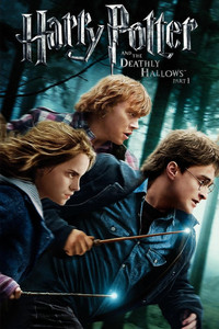 Harry Potter and the Deathly Hallows: Part 1 [4K Ultra HD] [2 Disc Set]