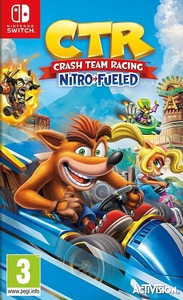 Crash Team Racing: Nitro-Fueled [Pre-owned]