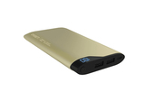 Cygnett Chargeup 6000Mah 2 Port 2.1A Gold Power Bank