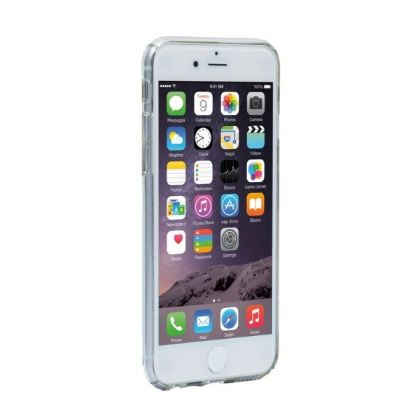 Odoyo Clear Edge Case Crystal iPhone 6/6S Plus