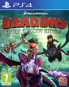 DreamWorks Dragons: Dawn of New Riders [Pre-owned]