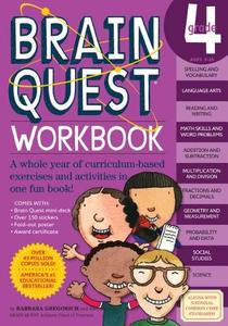 Brain Quest Workbook Grade 4