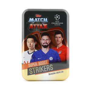 Topps Champion League Match Attax 19-20 Mega Tin