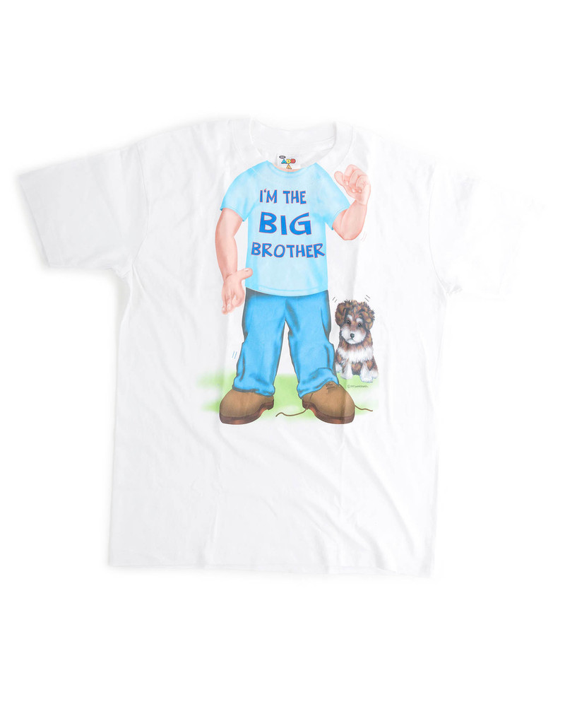 Add A Kid Big Brother Youth Shirt S 6-8